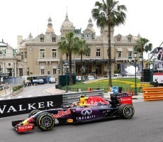 Monaco F1 GP Auto Racing Фото: AP Photo/Claude Paris