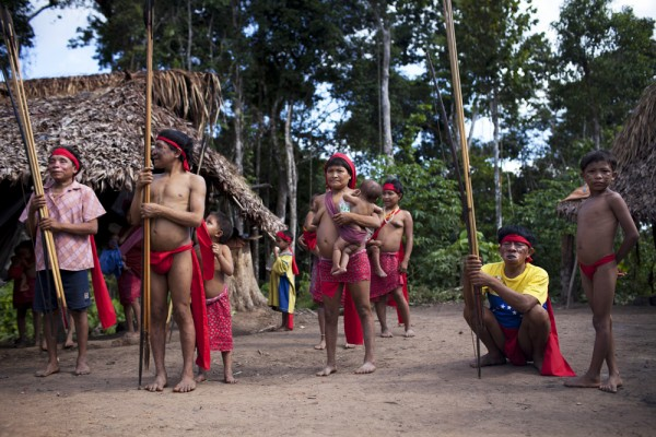 ap history yanamamo tribe Journal & news articles why the yanomami tribe want blood samples taken by us new book alleges deadly experiments on south american tribe the associated press.