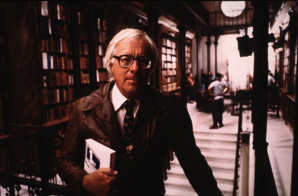 a biography of ray bradbury an american fiction author