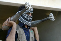 Фото: AFP PHOTO/MEZAR MATAR