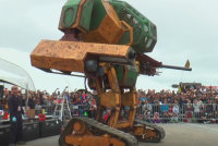 Фото: MegaBots Inc/YouTube