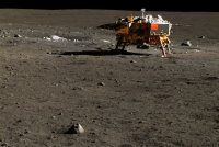 Фото: Chinese Academy of Sciences / China National Space Administration / The Science and Application Center for Moon and Deepspace Exploration