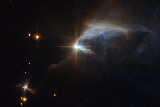 Фото: ESA/Hubble & NASA