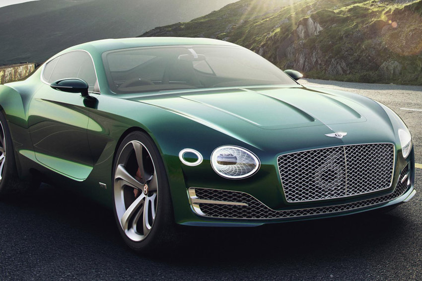 Новый взгляд на Bentley Continental GT.  Фото: bentleymotors.com