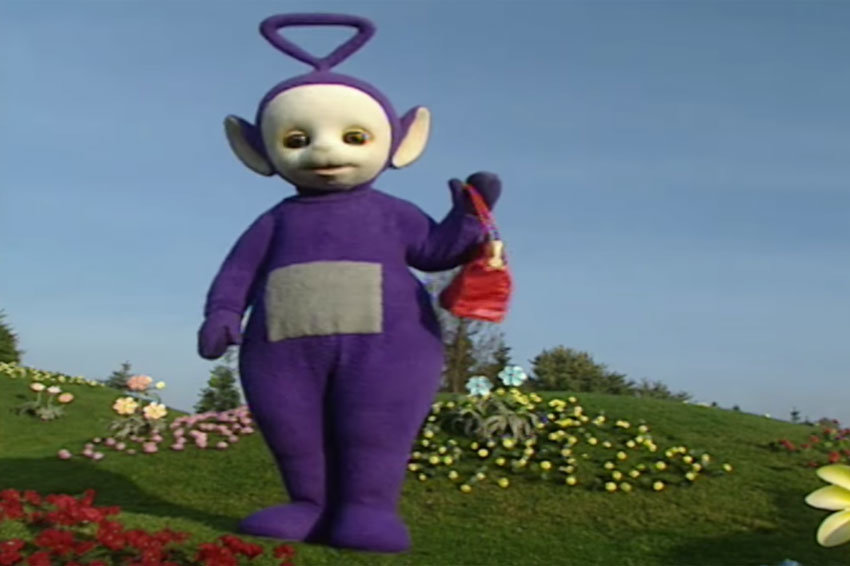 Фото: youtube.com/ Teletubbies