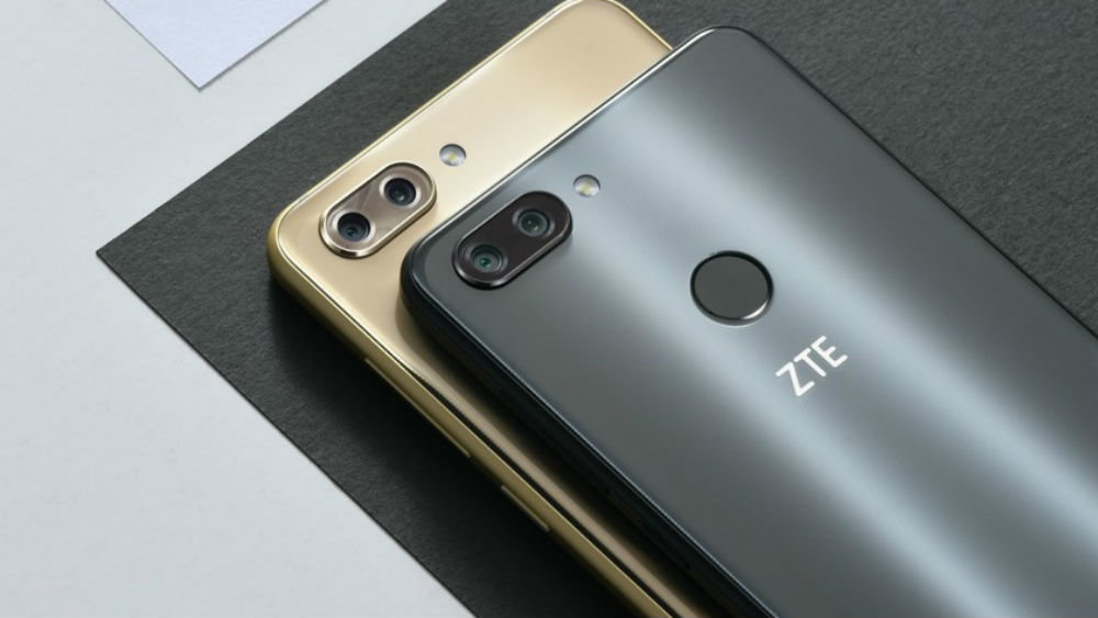 Фото: ZTE Mobile Devices