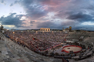 Фото: Ph Ennevi/Courtesy of Fondazione Arena di Verona