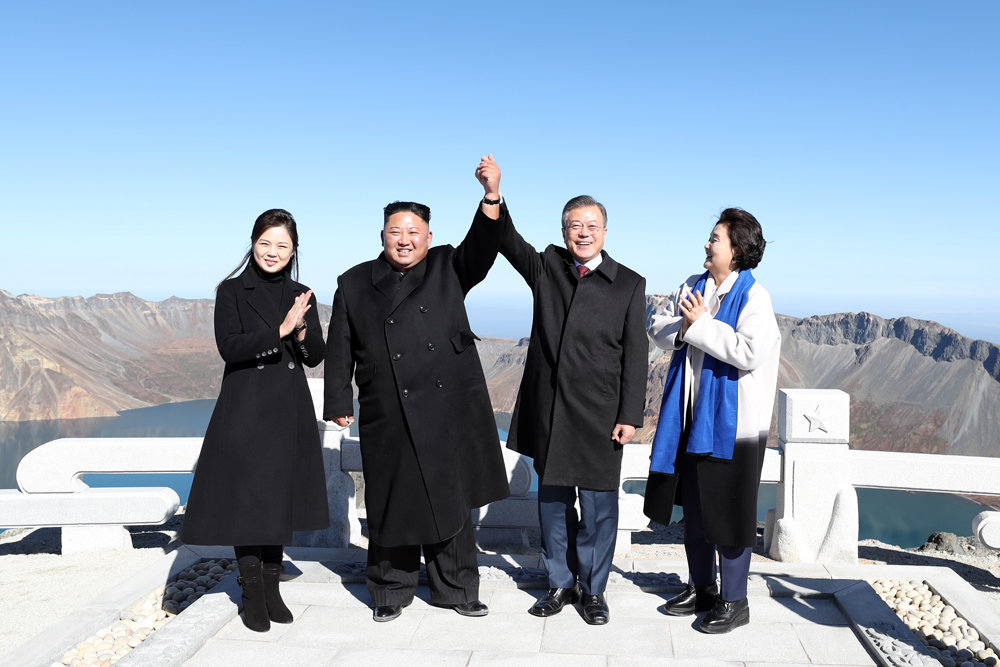 Фото: Pyeongyang Press Corps