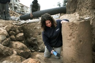 Фото: Yoli Shwartz / Israel Antiquities Authority