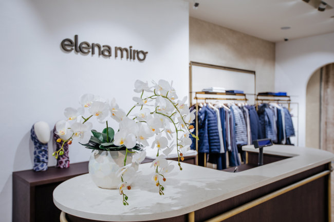 CEO Miroglio Fashion Ханс Хёгштет о бренде Elena Miro