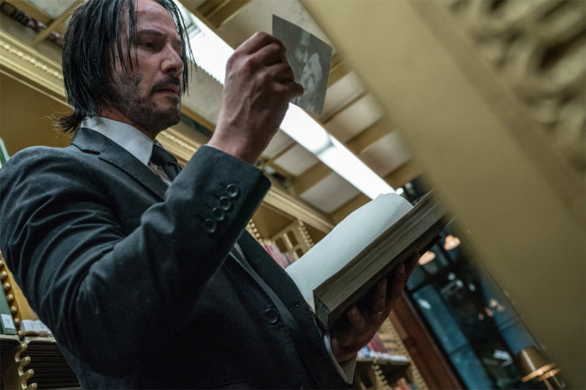 Фото: twitter.com/JohnWickMovie