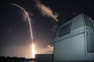 Фото: AP Photo/Mark Wright/Missile Defense Agency