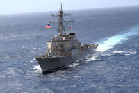 Фото:  EPA/MC2 TROY MILLER / US NAVY