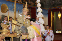 Фото: The Committee on Public Relations of the Coronation of King Rama X/Handout via REUTERS