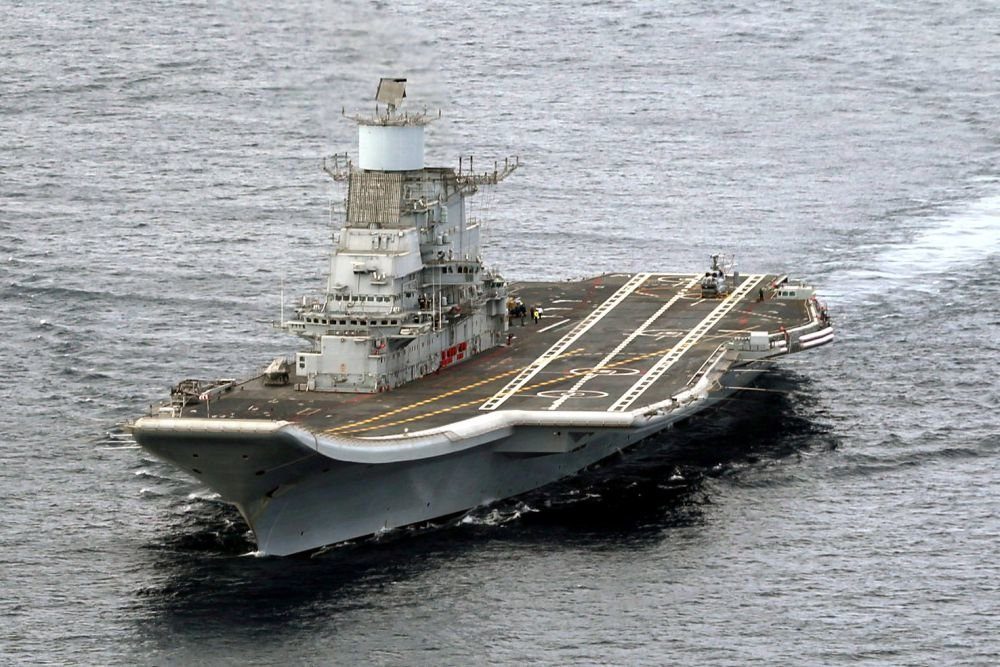 Фото: Indian Navy/ Wikimedia.org