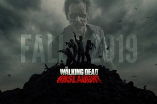 Фото: Сайт The Walking Dead Onslaught