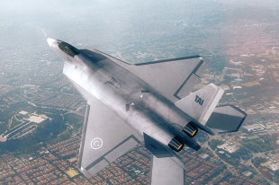 Фото: Turkish Aerospace Industry