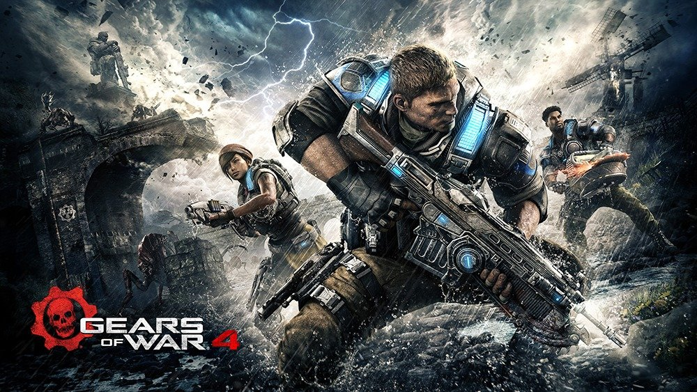 Фото: Сайт Gears of War