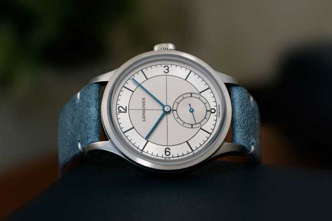 В стиле 1930-х: часы The Longines Heritage Classic