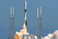 Фото:  Craig Bailey/FLORIDA TODAY via USA TODAY NETWORKSpace X Launch