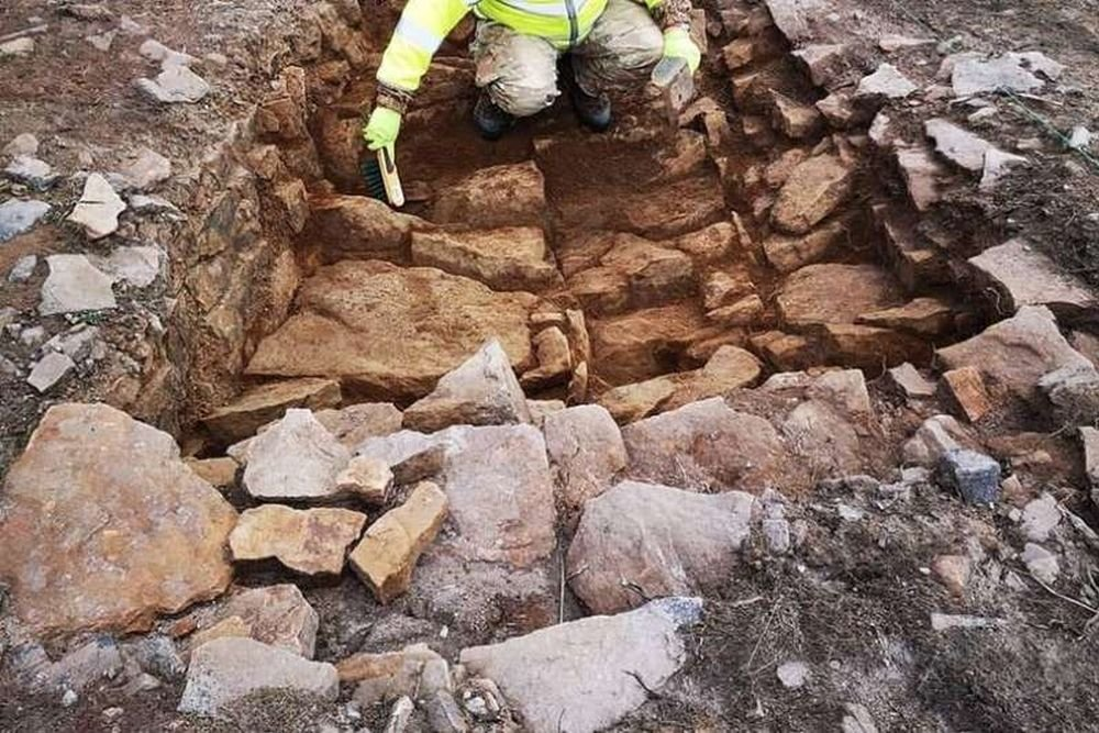 Фото: Aberystruth Archaeological Society