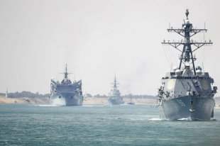 Фото: U.S. Navy via AP