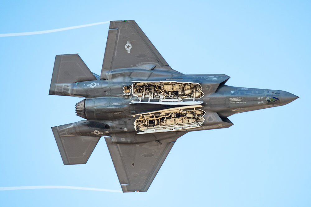 Фото: U.S. Air Force photo by Senior Airman Alexander Cook / Wikimedia
