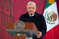 Фото: Mexican Presidency/AFP